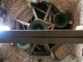 Glocken im Gebälk