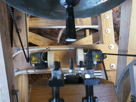 Glockenantriebe