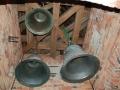 Glocken im Gebaelk